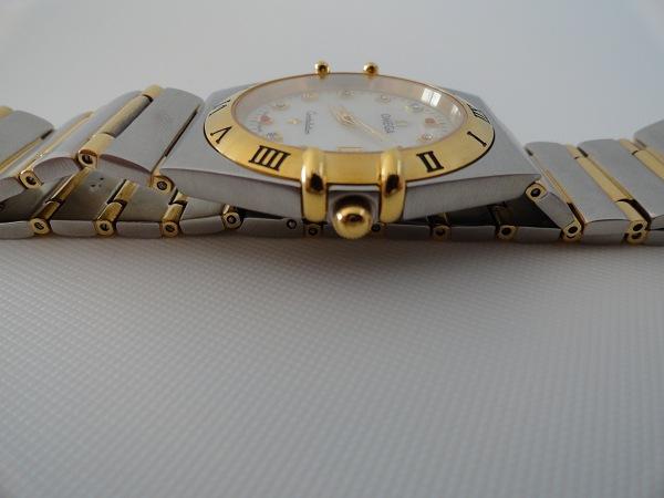 réplique aperçu de la montre de la constellation