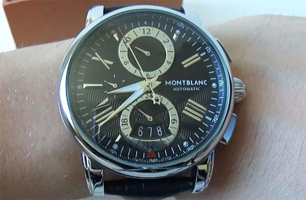 Montblanc Star montre 4810 réplique