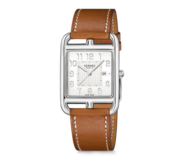 714248a4640 Le cadeau parfait  Hermes Cape Cod Réplique – Replique Montre Rolex ...
