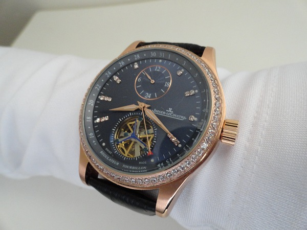 Jaeger-LeCoultre Master Grand Tourbillon Copie Montre