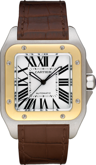 Cartier Santos 100 Replique Montre