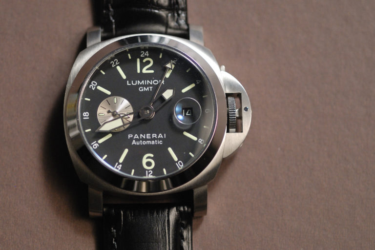 Replique Montre Panerai Luminor 1950 3 Days GMT