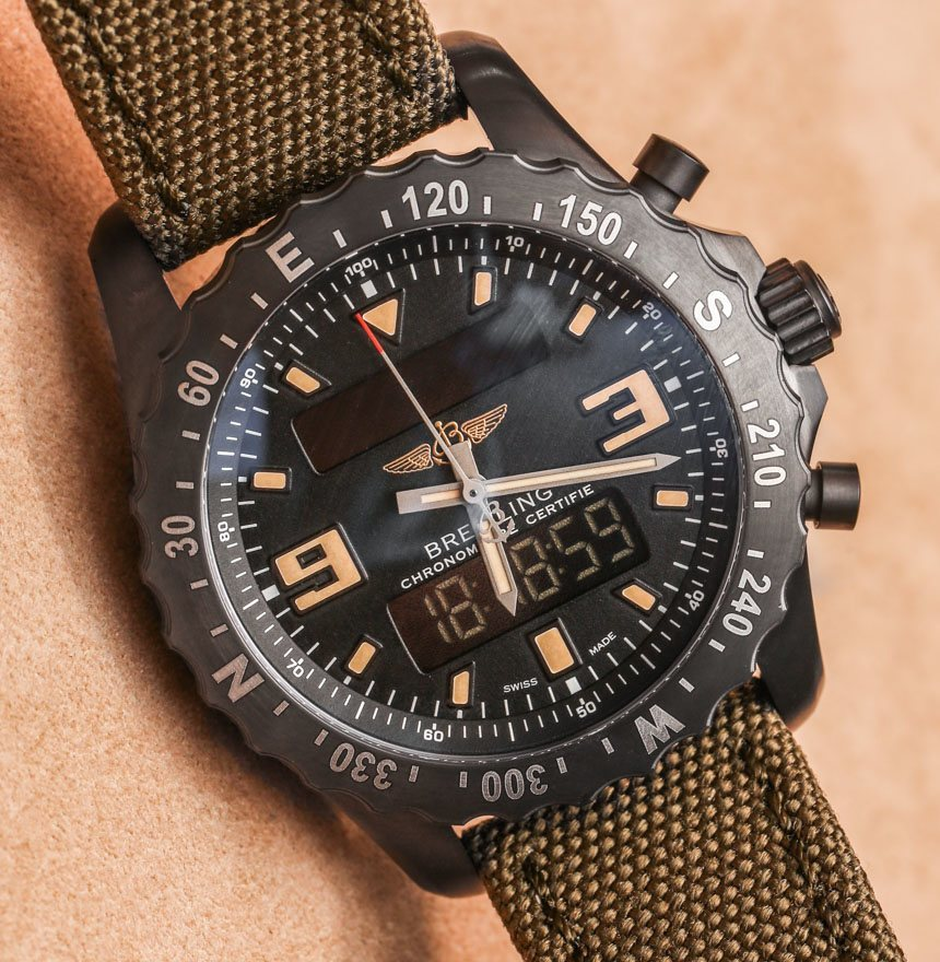 Noir-Breitling-Chronospace-Military-Replique-2