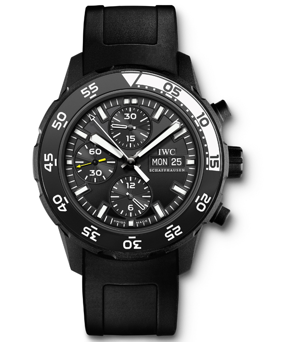 Copie IWC Aquatimer Chronograph Edition Galapagos Islands