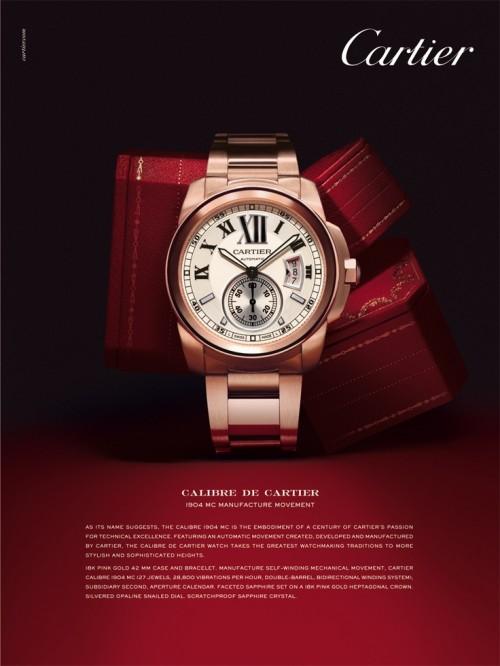 Cartier Replique Montre Calibre De Cartier