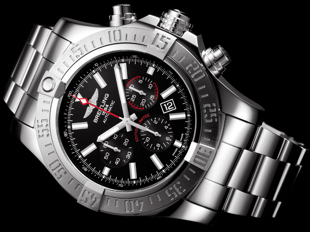 Breitling Super Avenger Copie Montre
