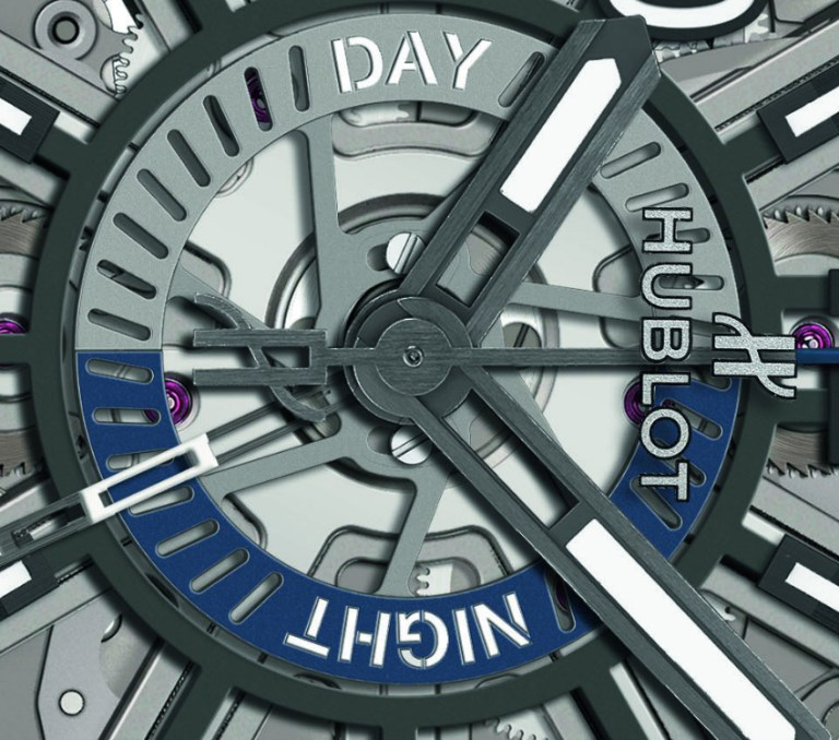 Réplique-Hublot-Big-Bang-UNICO-GMT