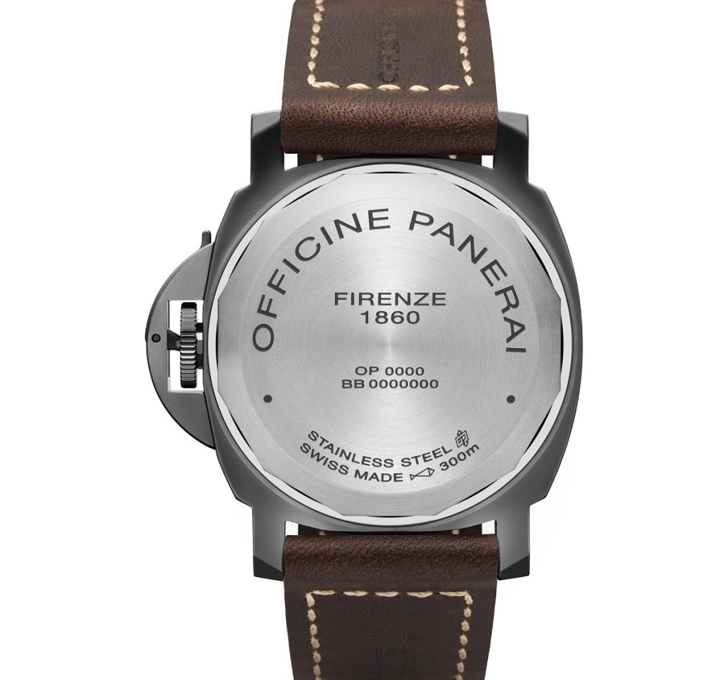 Réplique Montre Panerai Luminor California 8 Days DLC PAM00779