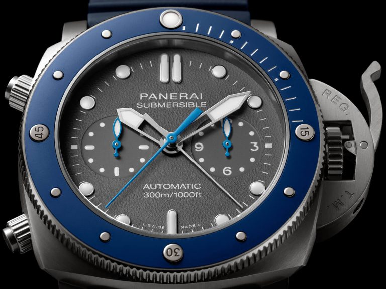 Panerai PAM982 Submersible Chrono Guillame Néry