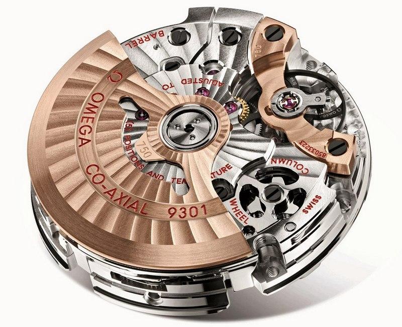 montre omega caliber 9301