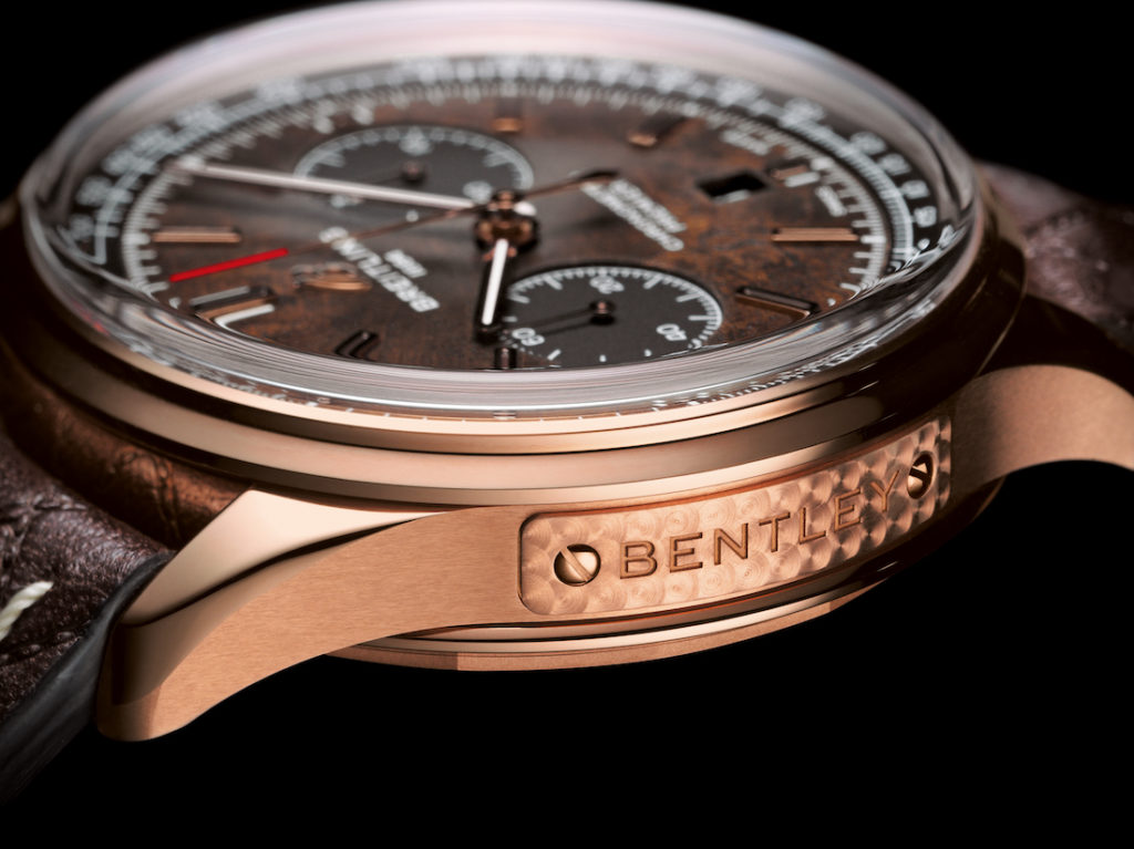 Replique Breitling Premier Bentley Centenary