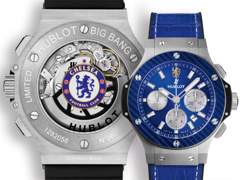 Copie Hublot Big Bang Chelsea FC