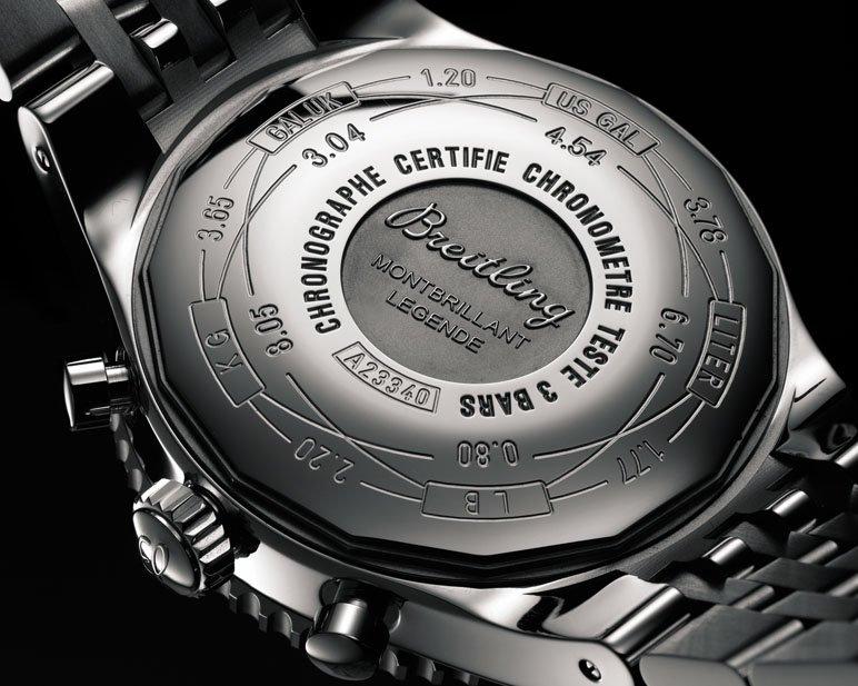 Breitling Montbillante Legende Fausse Montre