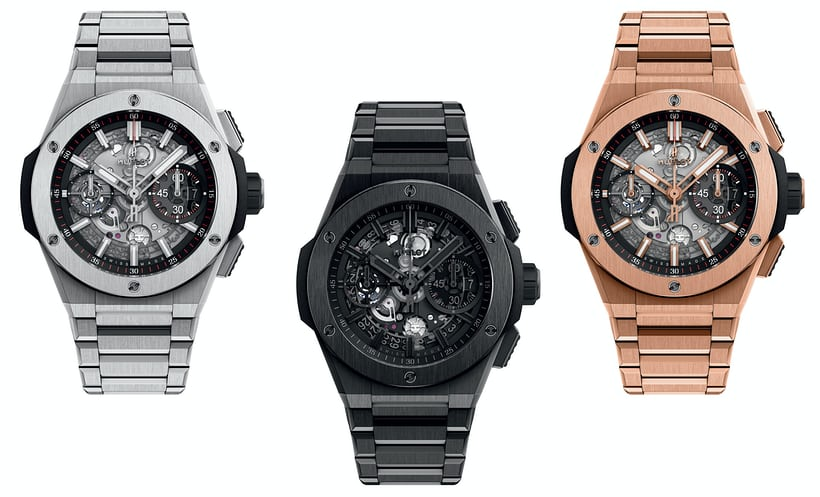 Fausse Hublot Big Bang Integral